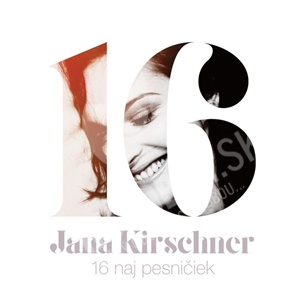 Jana Kirschner - 16 naj pesničiek od 12,29 €