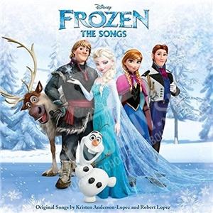 OST, Kristen Anderson-Lopez, Robert Lopez - Frozen - The Songs od 14,99 €