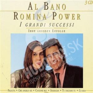 Al Bano & Romina Power - I grandi successi (3CD) od 10,99 €