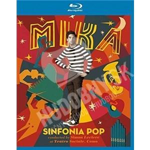 Mika - Sinfonia pop (Live) od 24,99 €