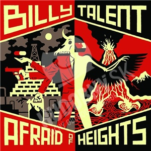 Billy Talent - Afraid of heights (Deluxe version) od 15,15 €