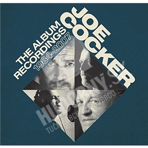 Joe Cocker - Album recordings 1984-2007 od 50,79 €