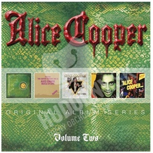 Alice Cooper - Original album series vol. 2 (5CD) od 16,60 €
