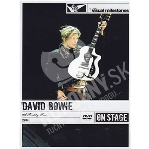 David Bowie - Heathen, Reality, A reality tour (2CD + DVD) od 9,99 €