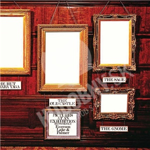 Emerson, Lake & Palmer - Pictures at An Exhibition (Deluxe Edition) od 14,99 €