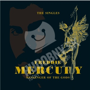 Freddie Mercury - Messenger of the Gods - the Singles (2CD) od 16,99 €