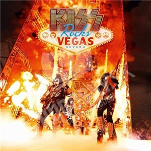 Kiss - Rocks Vegas - Live At The Hard Rock Hotel (DVD+CD) od 24,99 €