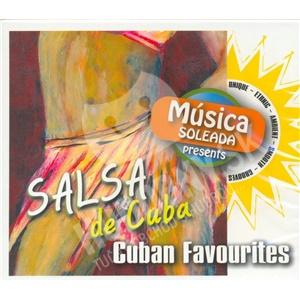 VAR - Musica Soleada - Salsa de Cuba-Cuban Favourites od 17,99 €