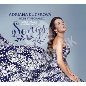Kučerová Adriana, Pechanec Robert (Bartok, Janáček, Martinu, Suchoň) - Songs od 14,27 €