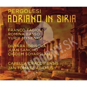 Fagioli Franco - Adriano in Siria (3CD) od 24,49 €