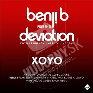 VAR - Benji B. presents deviation od 22,99 €