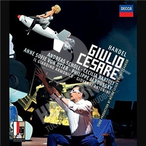 Bartoli Cecilia - Händel - Giulio Cesare (DVD) od 27,39 €