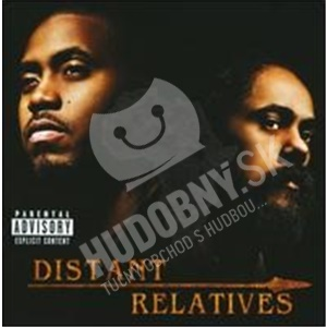 Nas/Damian Marley - Distant Relatives od 8,16 €