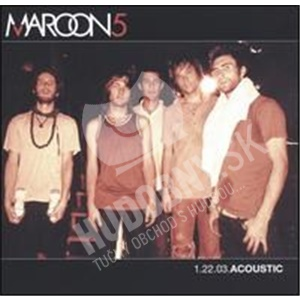 Maroon 5 - 1.22.03.Acoustic od 8,16 €