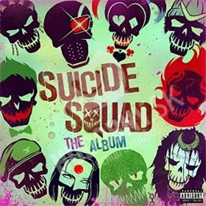 OST - Suicide squad: The Album od 14,99 €