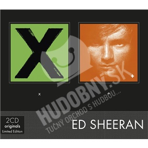 Ed Sheeran - X / + (2CD) od 19,98 €