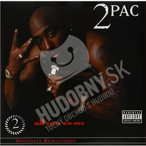 2Pac - All eyez on me (Vinyl) od 99,99 €
