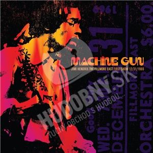 Jimi Hendrix - Machine Gun: The Fillmore East  First Show 12/31/69 (Vinyl) od 31,99 €