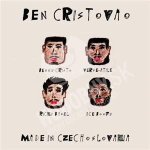 Ben Cristovao - Made in Czechoslovakia od 17,98 €
