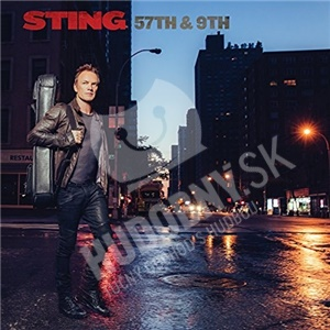 Sting - 57TH & 9TH (Blue Vinyl Limited edition) od 38,99 €