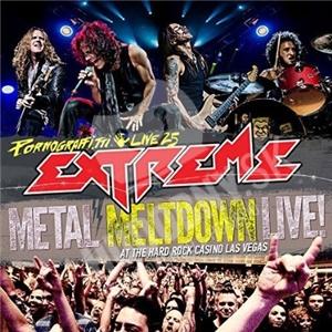 Extreme - Pornograffitti Live 25/Metal Metal Meltdown od 14,79 €
