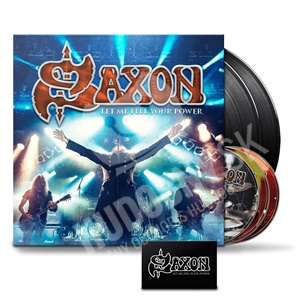 Saxon - Let Me Feel Your Power (2x Vinyl) od 43,49 €