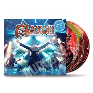Saxon - Let Me Feel Your Power (CD + Bluray) od 19,69 €