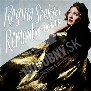 Regina Spektor - Remember Us To Life (Deluxe) od 16,79 €