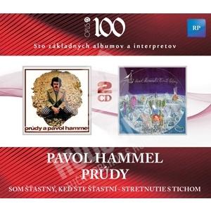 Pavol Hammel & Prúdy - Som šťastný keď ste štastní / Stretnutie s tichom (2CD) od 7,99 €