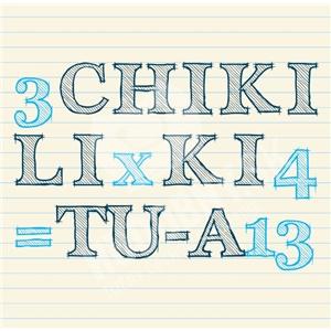 Chiki liki tu-a - 3 x 4 = 13 od 10,99 €