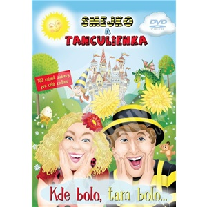 Smejko a Tanculienka - Kde bolo, tam bolo...(DVD) od 12,69 €