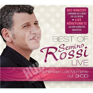 Semino Rossi - Best of (CD + DVD) od 14,99 €