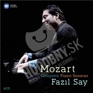 Fazil Say, Mozart - Complete piano sonatas Mozart, W. A.  (6CD) od 32,99 €