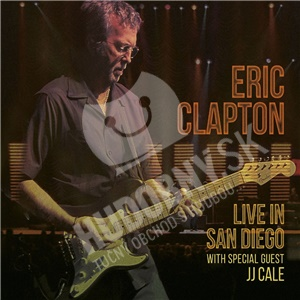 Eric Clapton - Live in San Diego with special quest od 16,79 €
