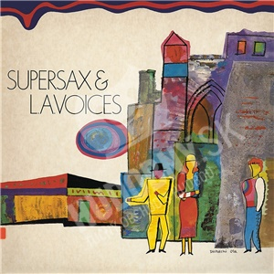 Supersax - Supersax & l.a. Voices od 6,59 €