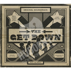 OST - Get down (2CD) od 20,89 €