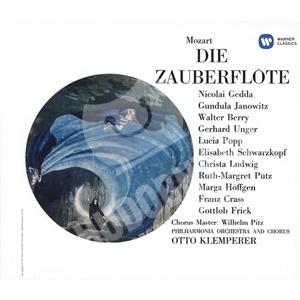 Otto Klemperer, G. Jannowitz, l. Popp, Gedda, Wolfgang Amadeus Mozart - Die Zauberflöte (Limited Deluxe Edition) od 27,99 €