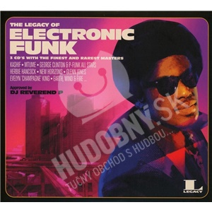 VAR - The Legacy of Electronic Funk (3CD) od 17,49 €