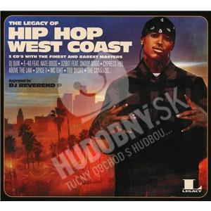 VAR - The Legacy Of Hip Hop West Coast (3CD) od 17,99 €