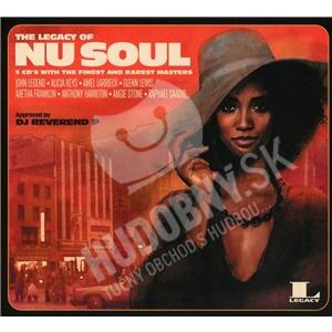 VAR - The Legacy of Nu Soul (3CD) od 17,89 €