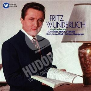 Fritz Wunderlich, Franz Schubert, Hugo Wolf, Richard Strauss - Lieder od 8,99 €
