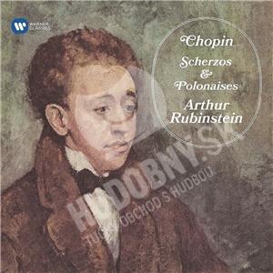 Artur Rubinstein, Frederic Chopin - Scherzos & Polonaises (2CD) od 11,29 €