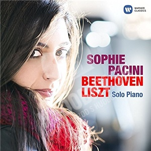 Sophie Pacini - Solo Piano - Beethoven, Liszt od 14,19 €