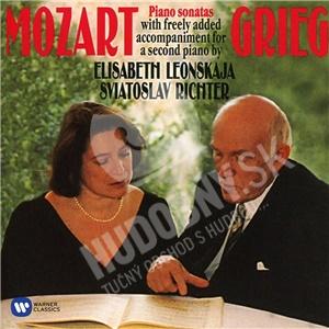 Leonskaja Elisabeth, Sviatoslav Richter - Piano Sonatas od 8,49 €