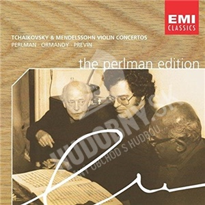 Itzhak Perlman, Philadelphia Orchestra, Eugene Ormandy, London Symphony Orchestra, André Previn - Tchaikovsky, Mendelssohn - Violin Concertos od 8,49 €