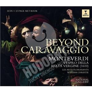 Les Arts Florissants, Christie - Beyond Caravaggio -  Monteverdi Vespro (2CD) od 14,99 €