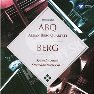 Alban Berg Quartett - Lyric Suite, string quartet Berg od 8,99 €