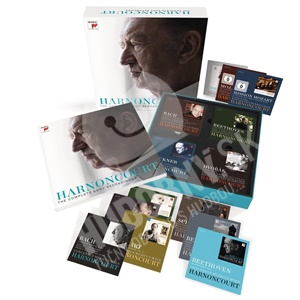 Harnoncourt - The Complete Sony Recordings (65CD) od 148,00 €