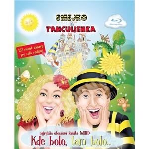 Smejko a Tanculienka - Kde bolo, tam bolo...(Blu-ray) od 19,49 €