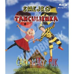 Smejko a Tanculienka - Čáry, Máry, Fuk (Blu-ray) od 17,49 €